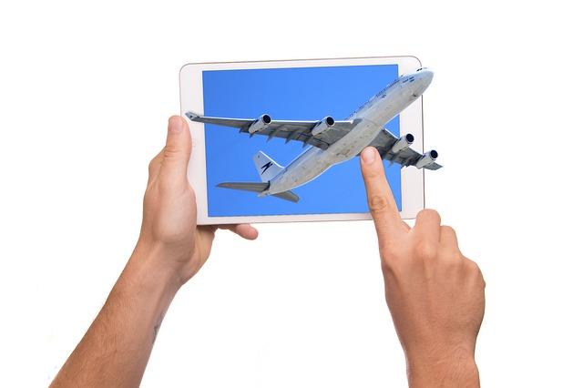 létání online