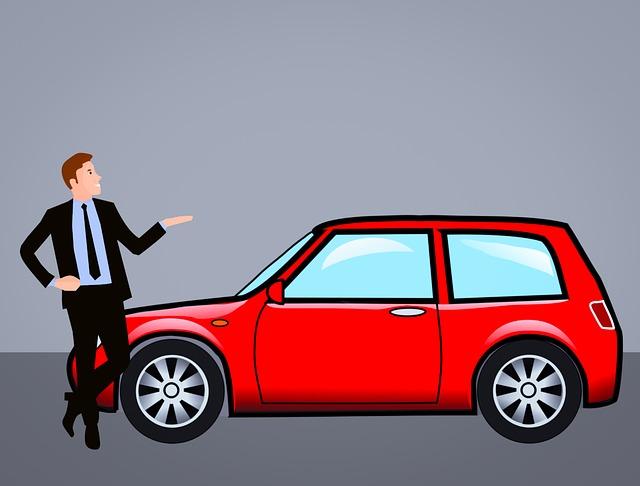 Prodejce auta
